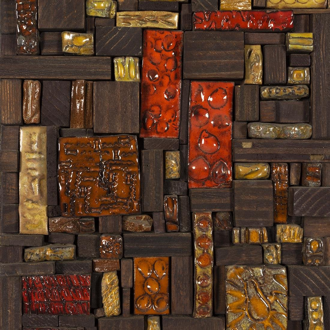 Mixed Media Assemblage - 2