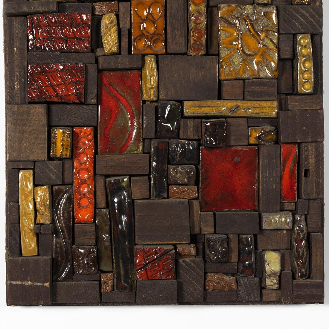 Mixed Media Assemblage - 3