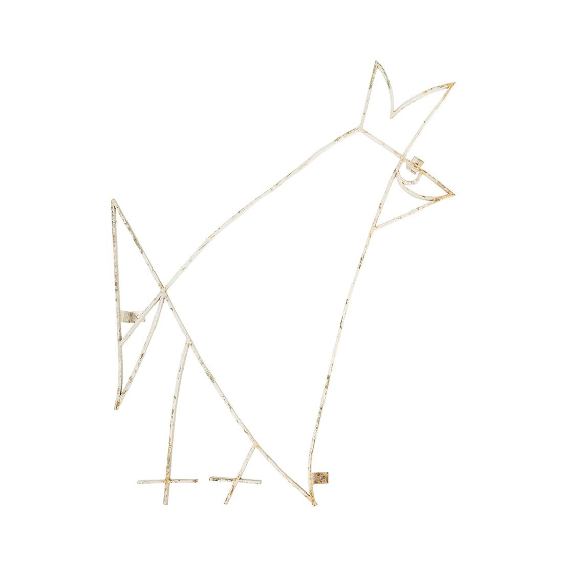 Large Abstract Iron Chickens (4) - 3