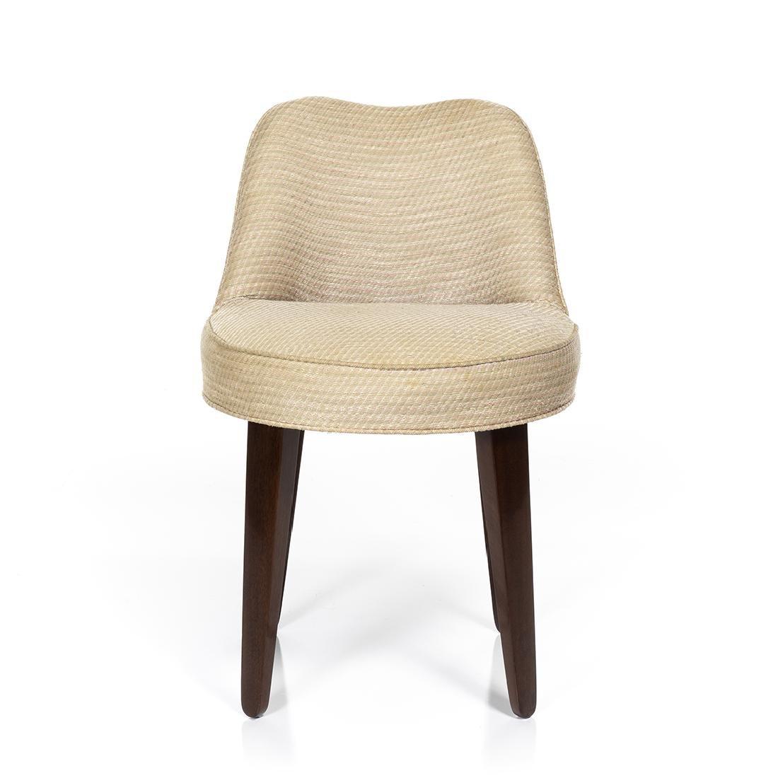 Edward Wormley Swivel Vanity Chair - 2