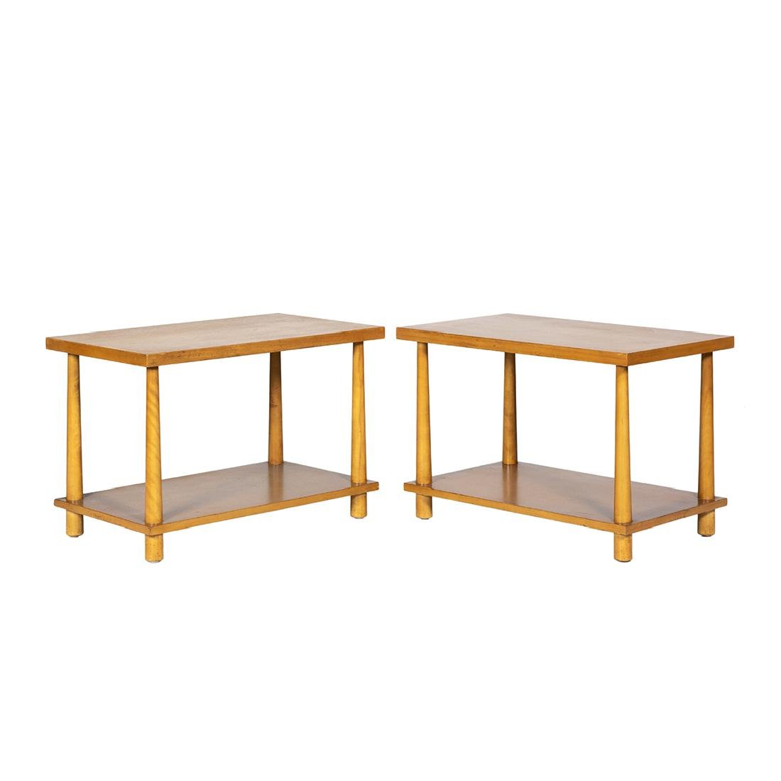 T.H. Robsjohn-Gibbings Side Tables (2)