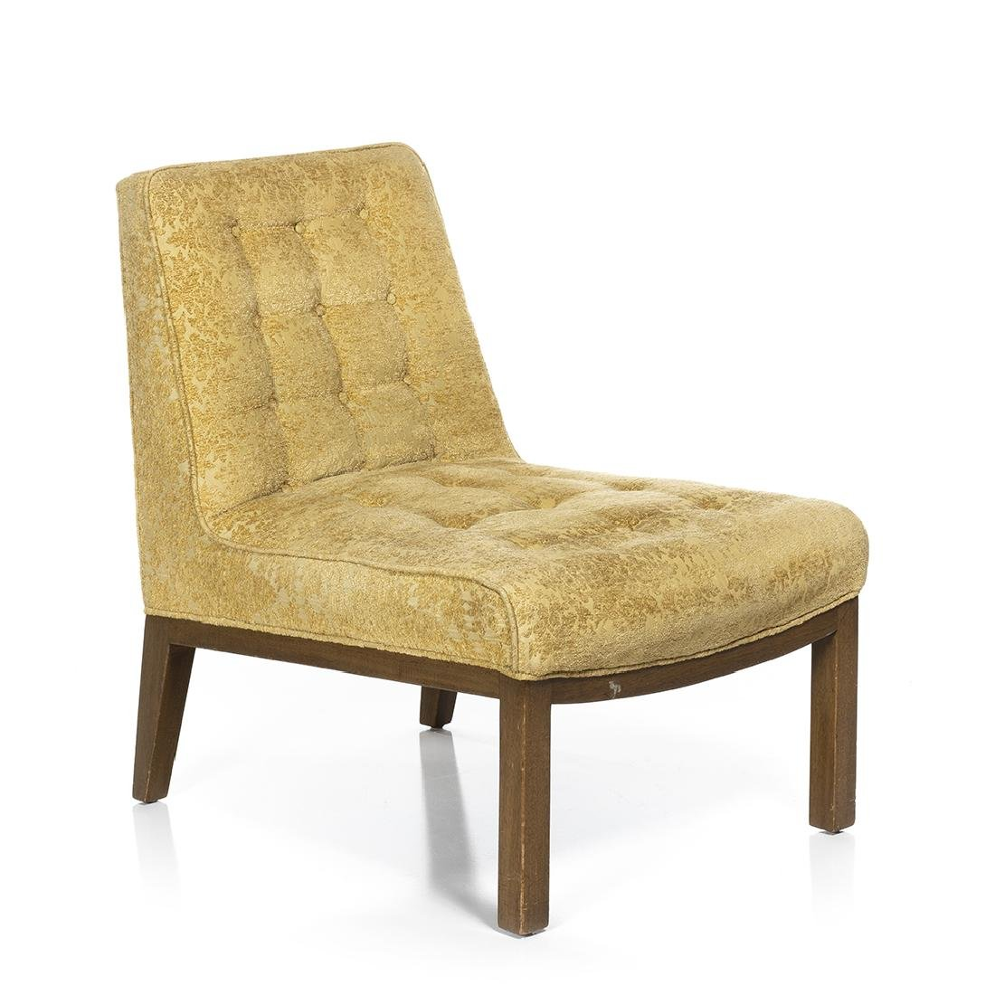 Edward Wormley Slipper Chair