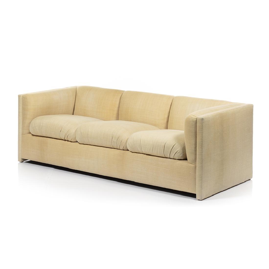 Custom A. Rudin Sofa