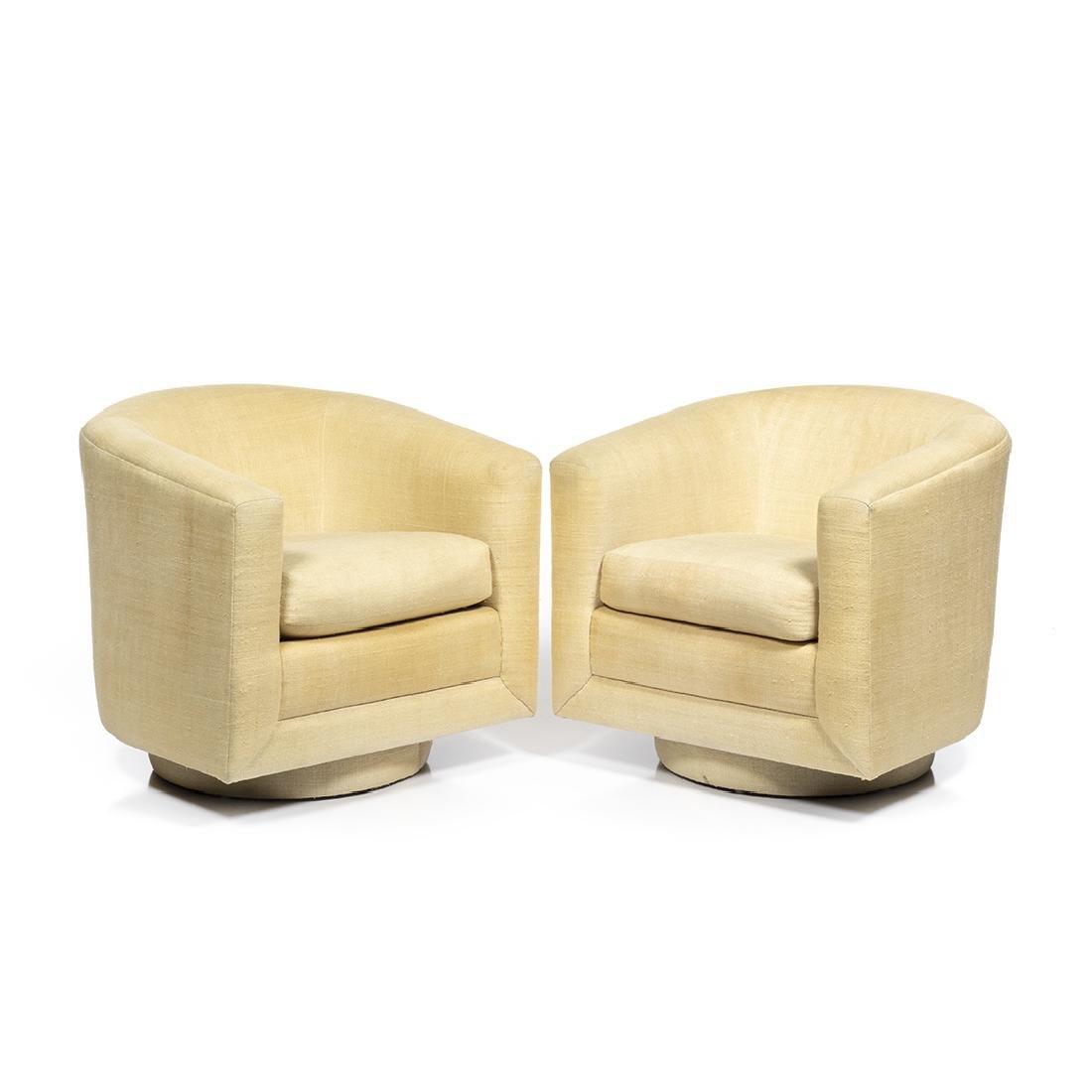 Martin Brattrud Club Chairs (2)