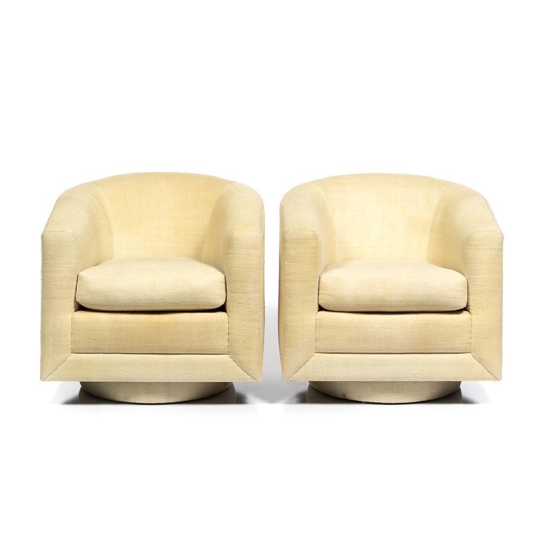 Martin Brattrud Club Chairs (2) - 2