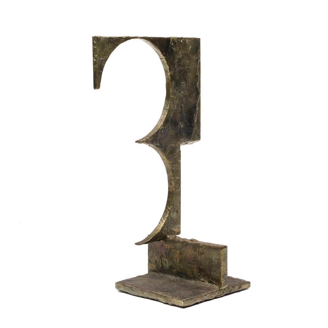 James Prestini Bronze Bronze Sculpture - 3