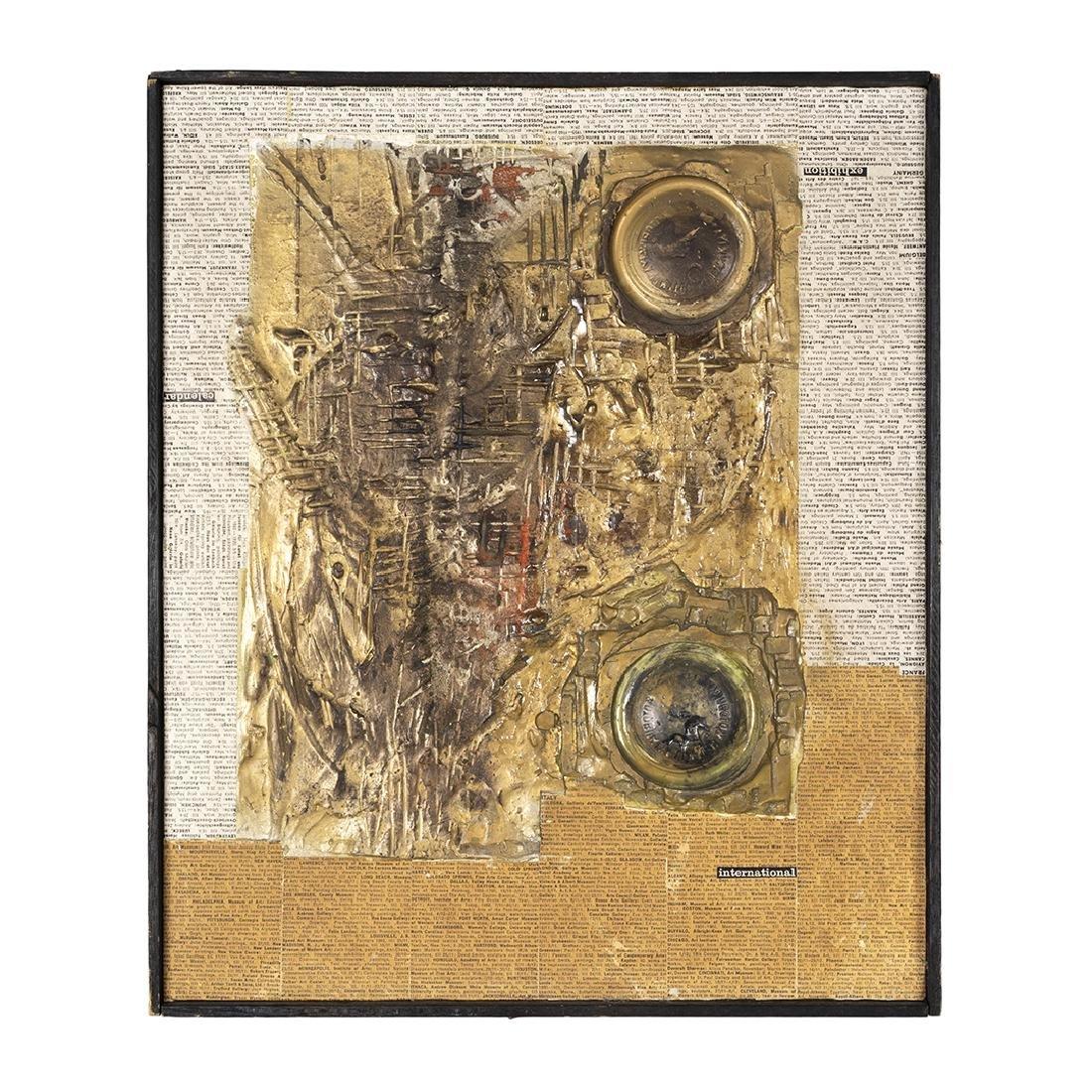 Taisuke Hamada Gold 64 Assemblage
