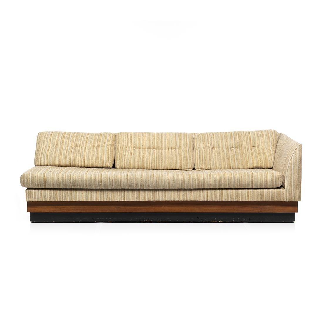 Milo Baughman Sectional Sofa