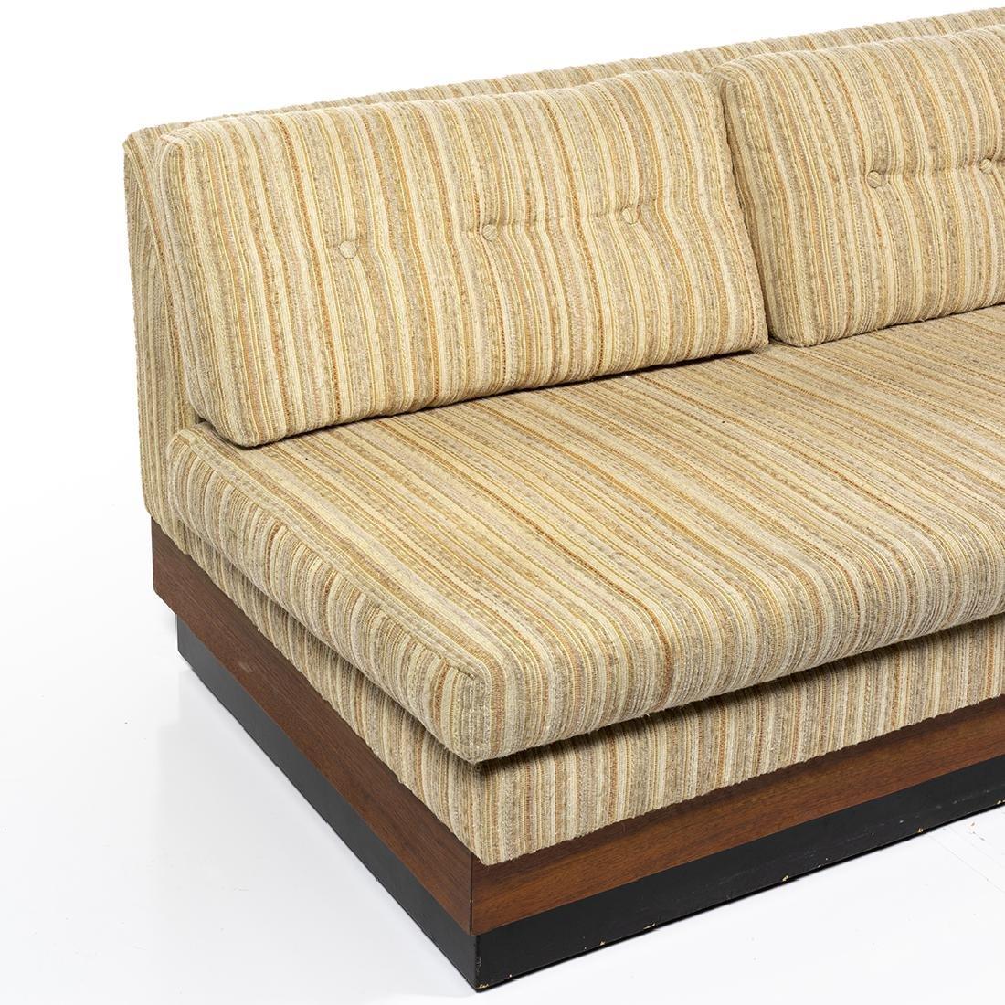 Milo Baughman Sectional Sofa - 3