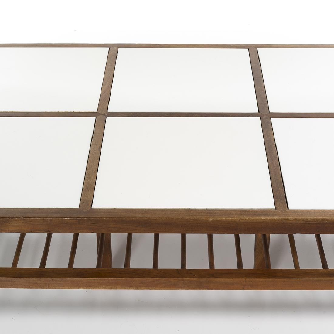 Mid-century Walnut Coffee Table - 3