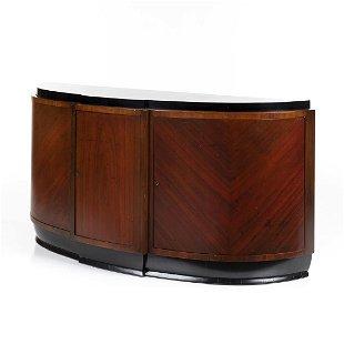 Dim Art Deco Cabinet