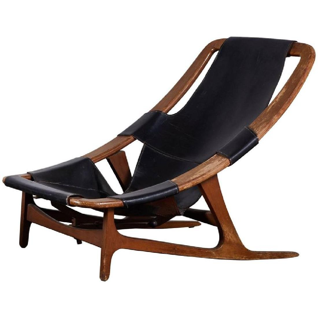 Arne Tidemand-Ruud Holmenkollen Lounge Chair