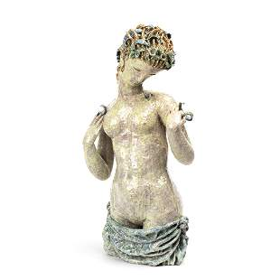 Alessio Tasca Pottery Figure