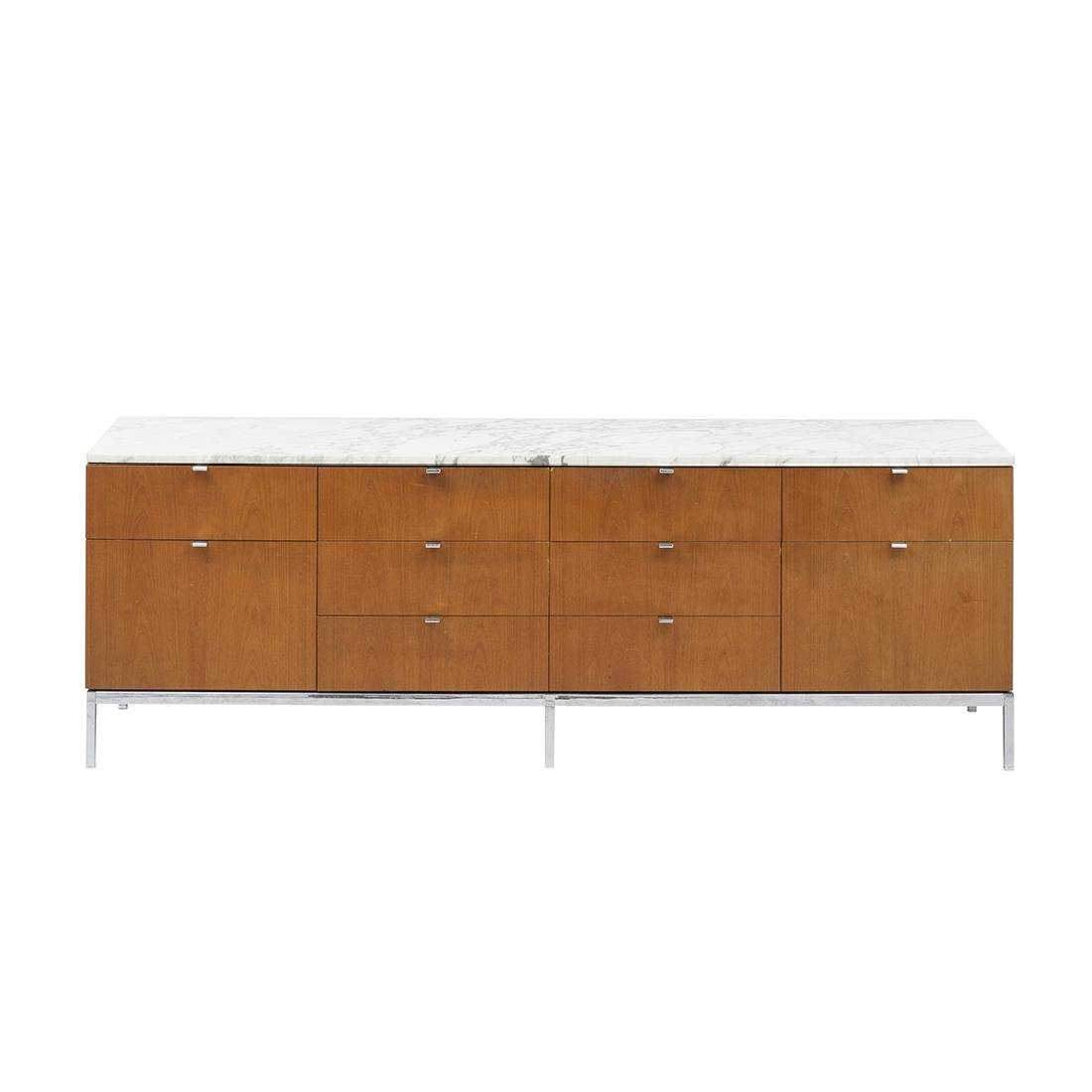 Florence Knoll Marble Credenza