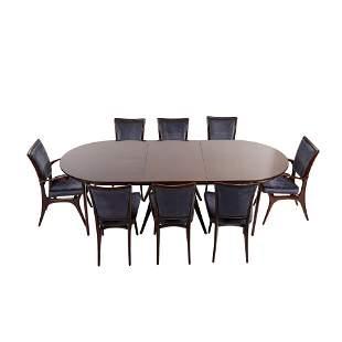 Vladimir Kagan Dining Set (9)