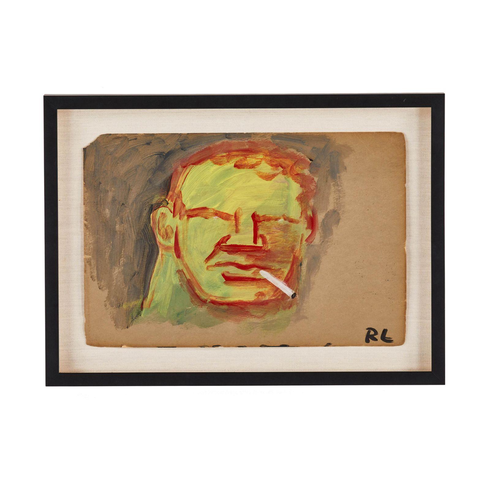 Robert Loughlin Painting