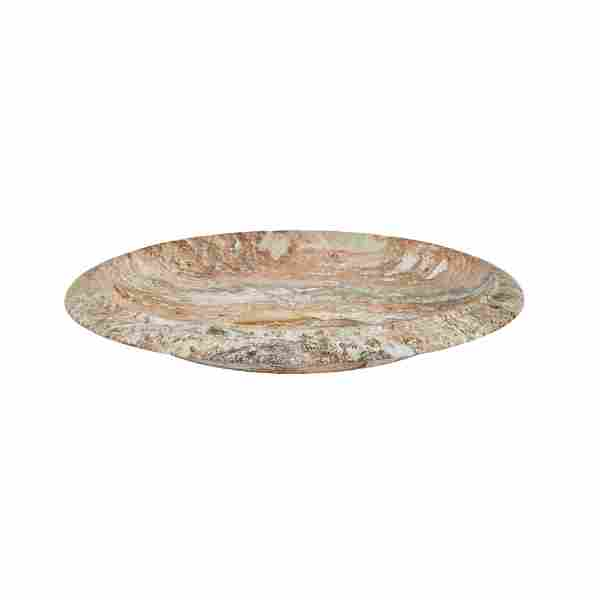 Fratelli Mannelli Travertine Bowl