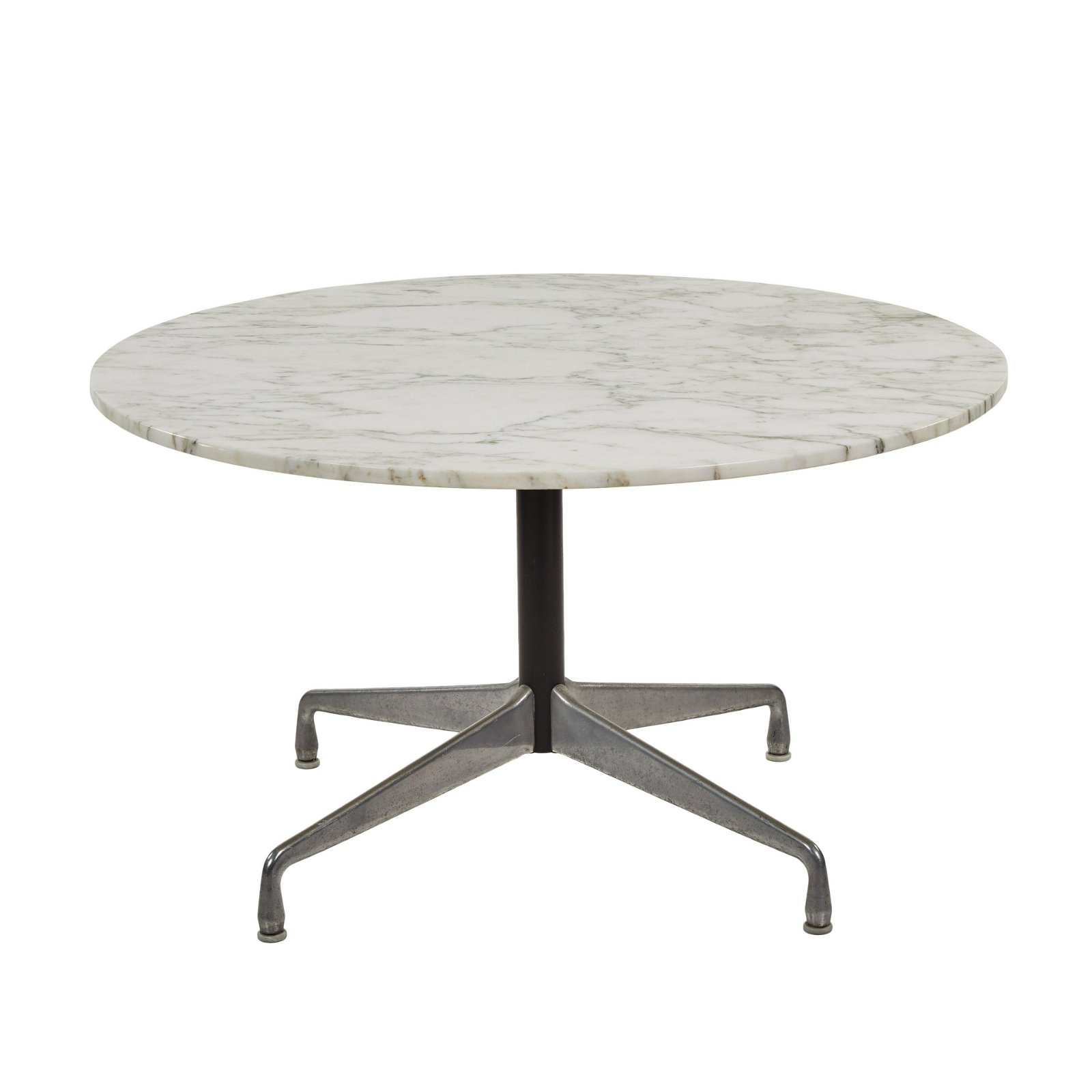 Charles Eames Aluminum Group Table