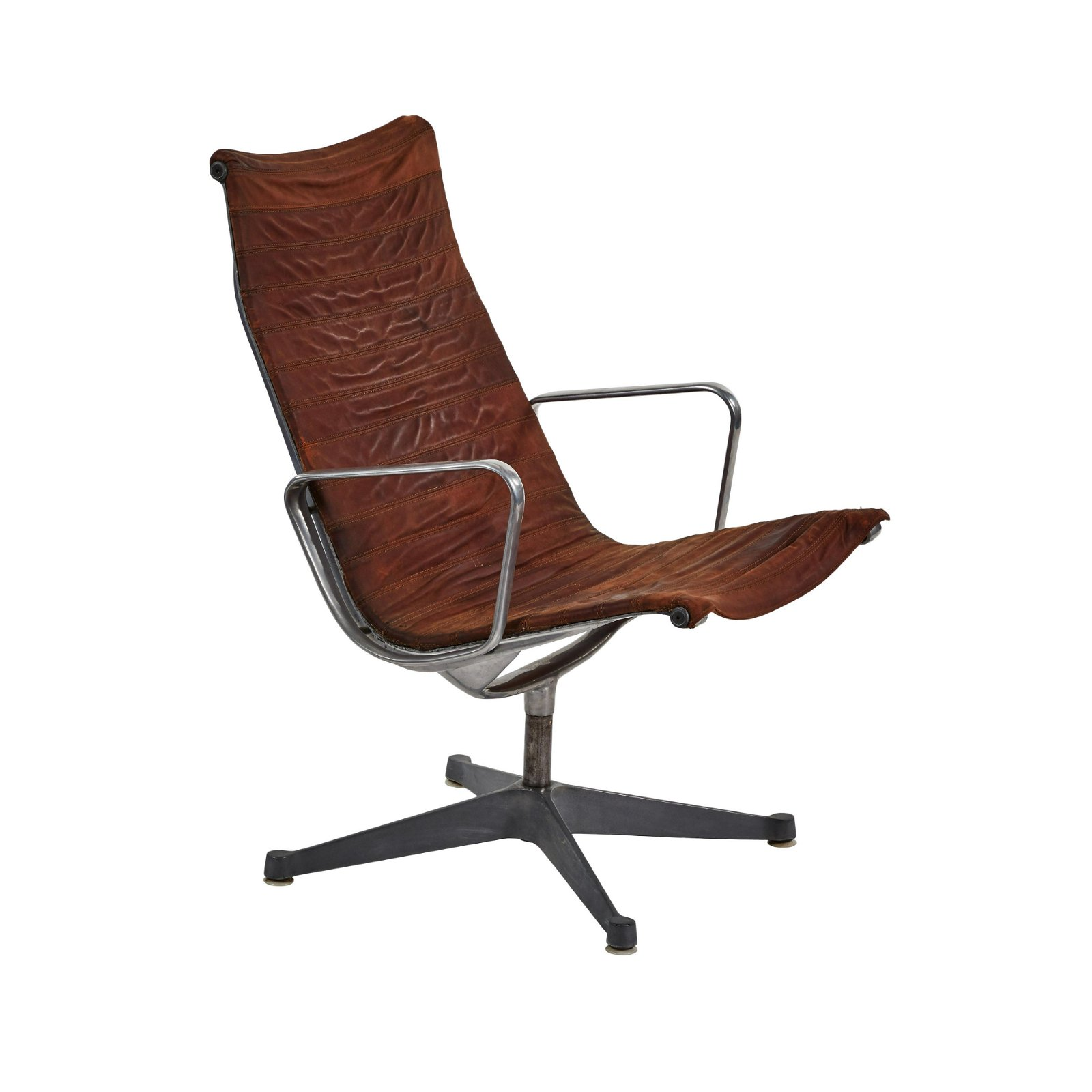 Charles Eames Aluminum Group Chair