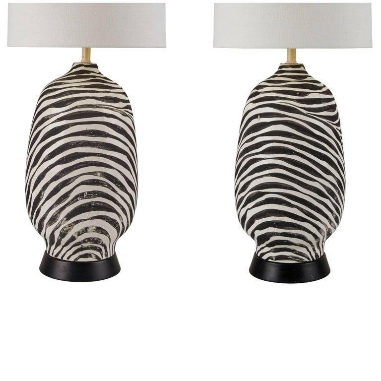Ugo Zaccagnini Table Lamps (2)