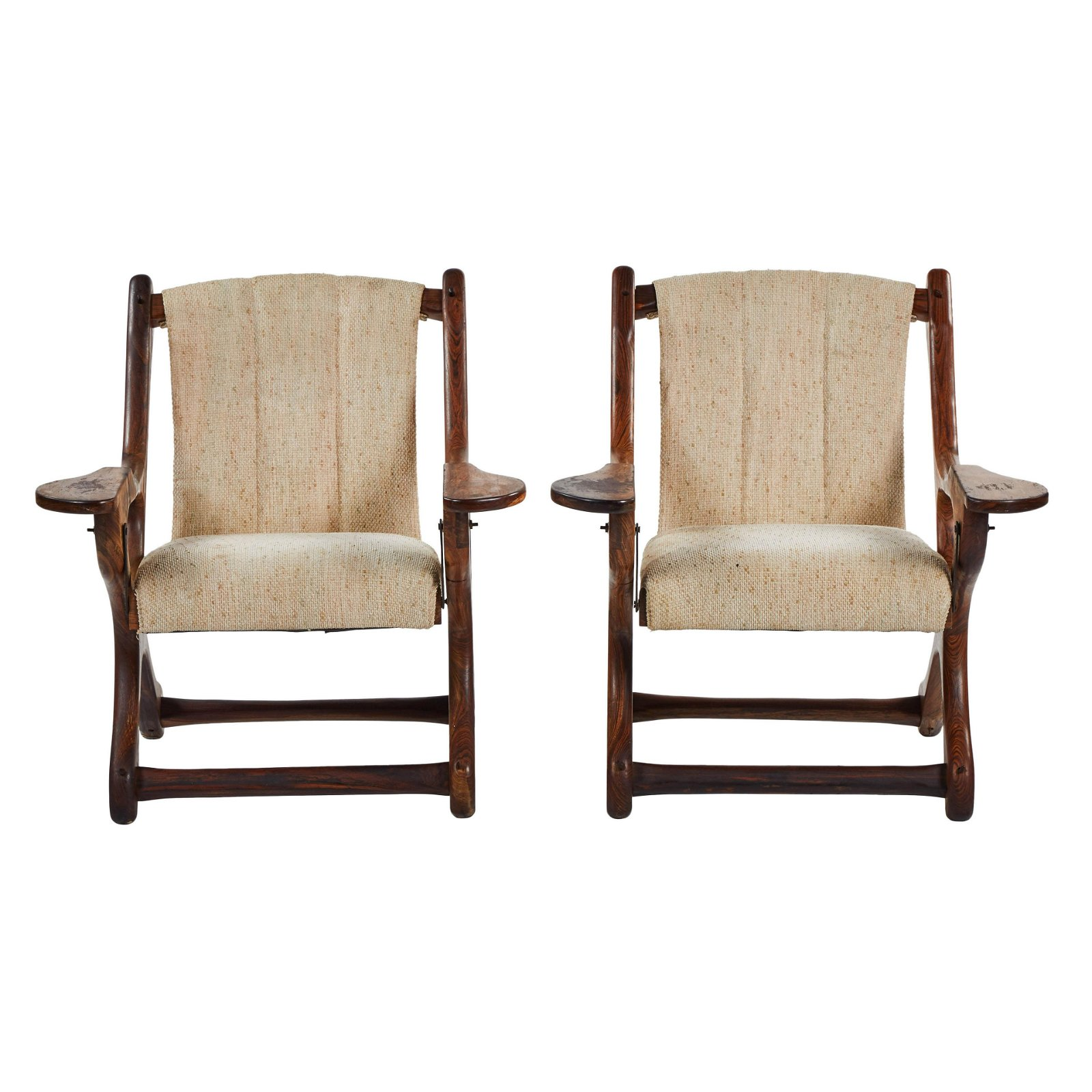 Don Shoemaker Armchairs (2)