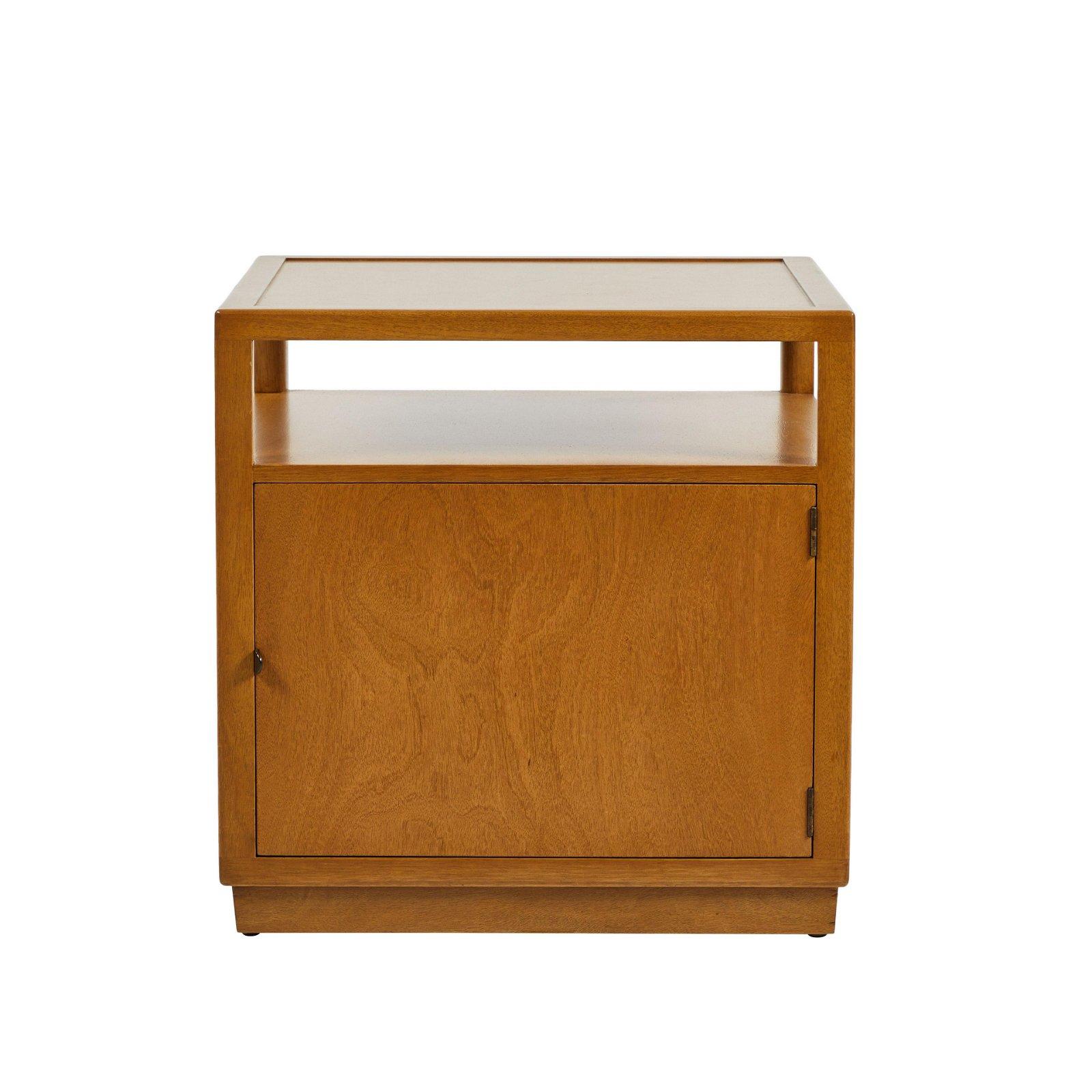 Edward Wormley Cube End Table