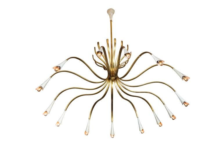 Oscar Torlasco Extra Large Chandelier