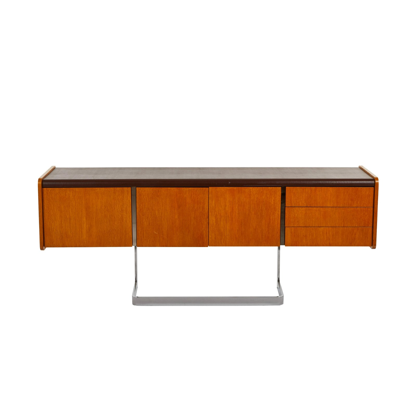 Ste Marie and Laurent Credenza