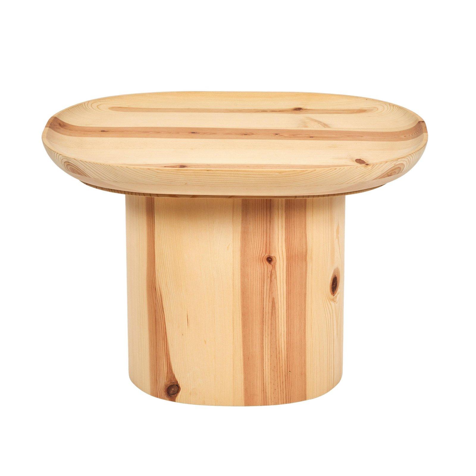 Axel Einar Hjorth Style Side Table