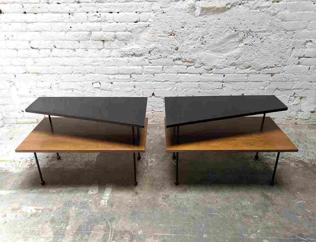 Greta Grossman End Tables (2)