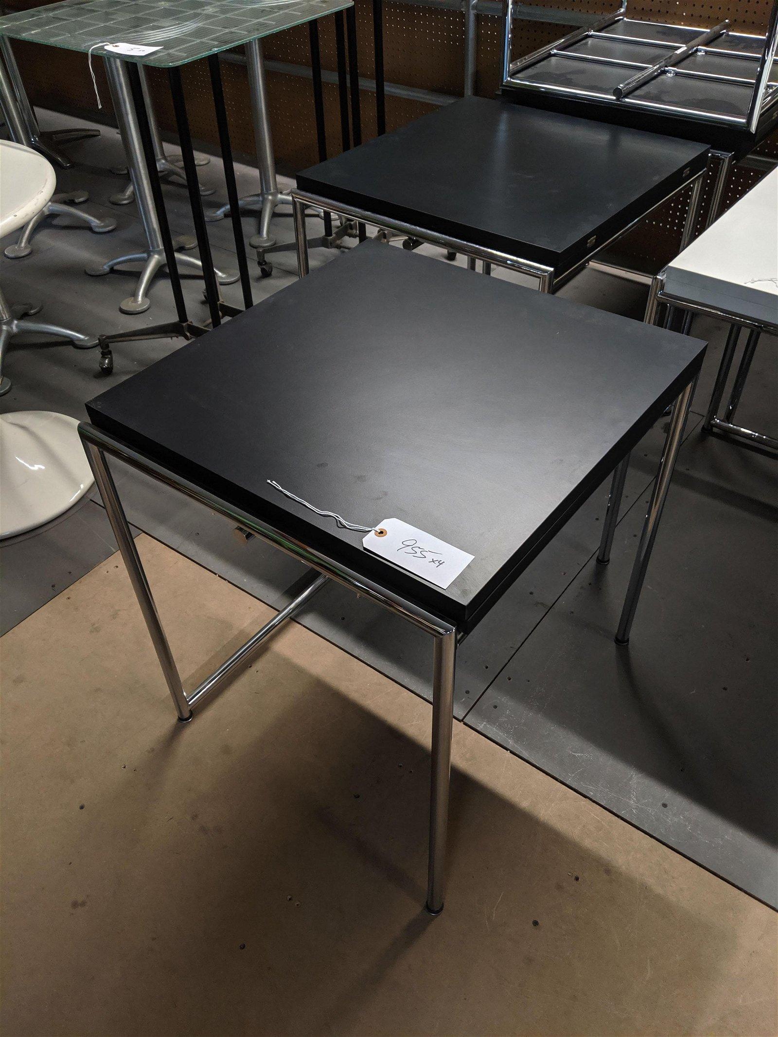 Eileen Gray Jean Flip Top Tables (4)