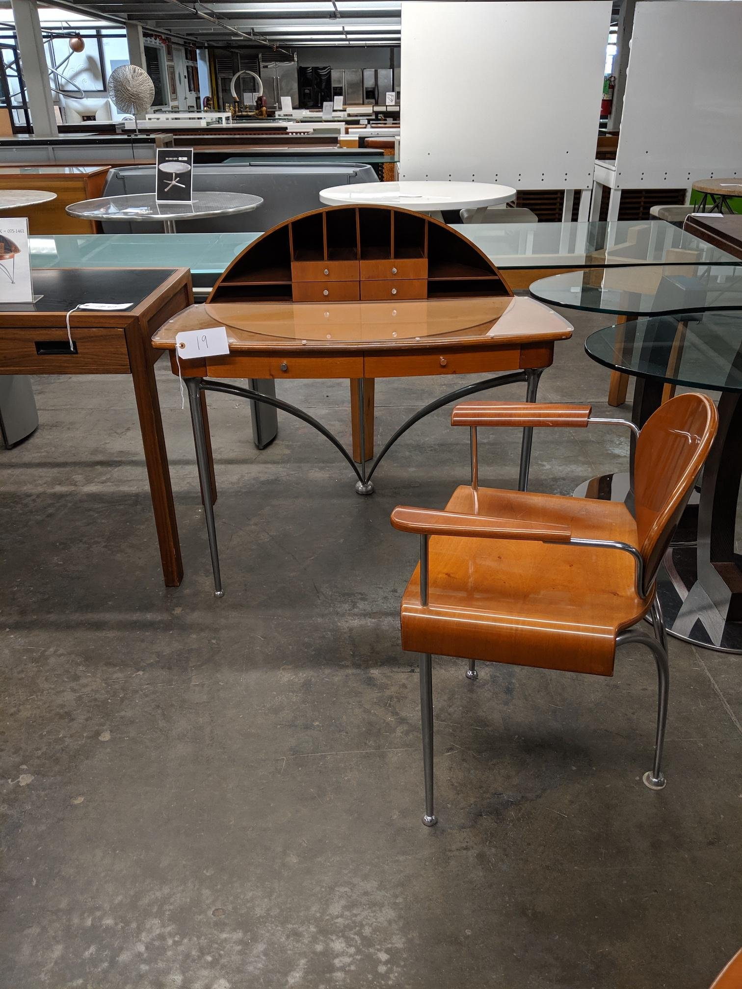 Post Modern Desk Set (2)