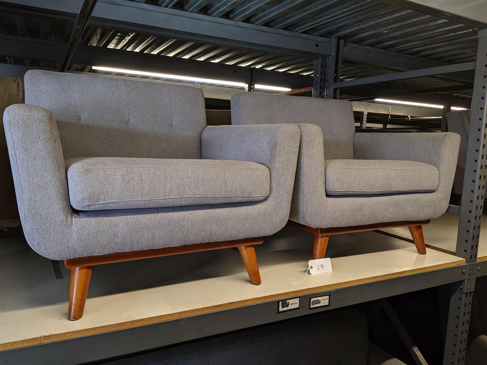 Gray Seating Set (3)
