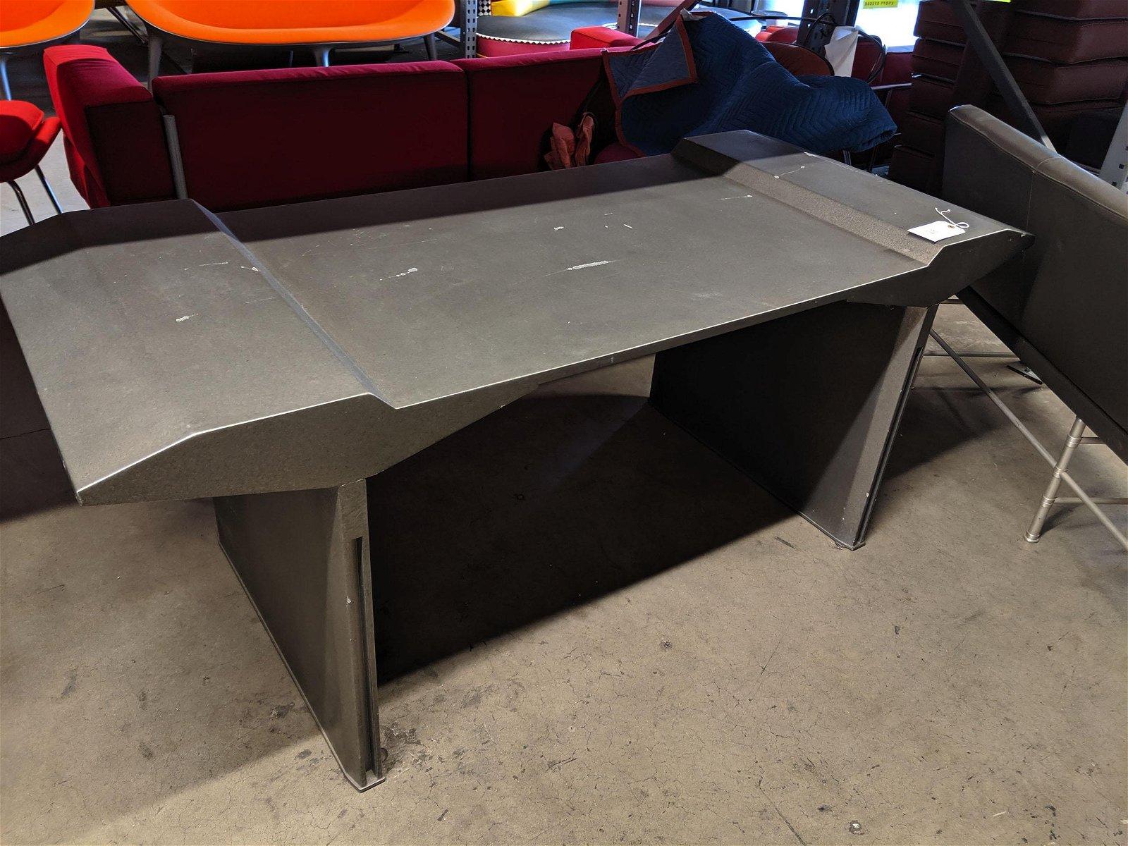 Cast Resin Desk