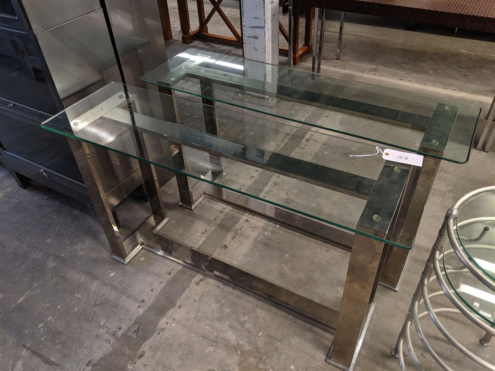 Chrome Console Tables (2)