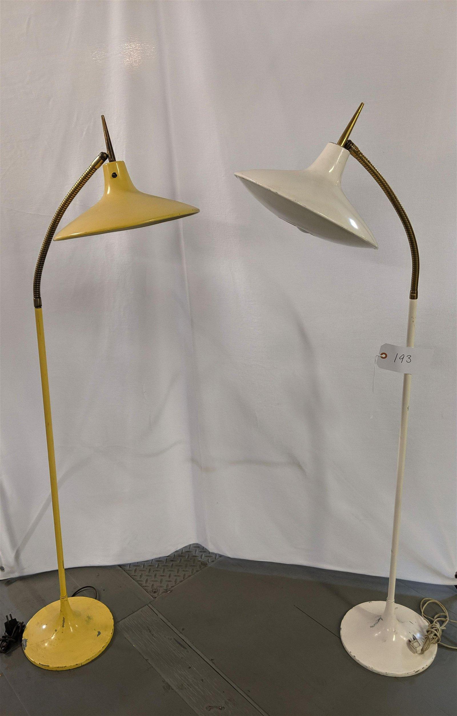 Gio Ponti Floor Lamps (2)