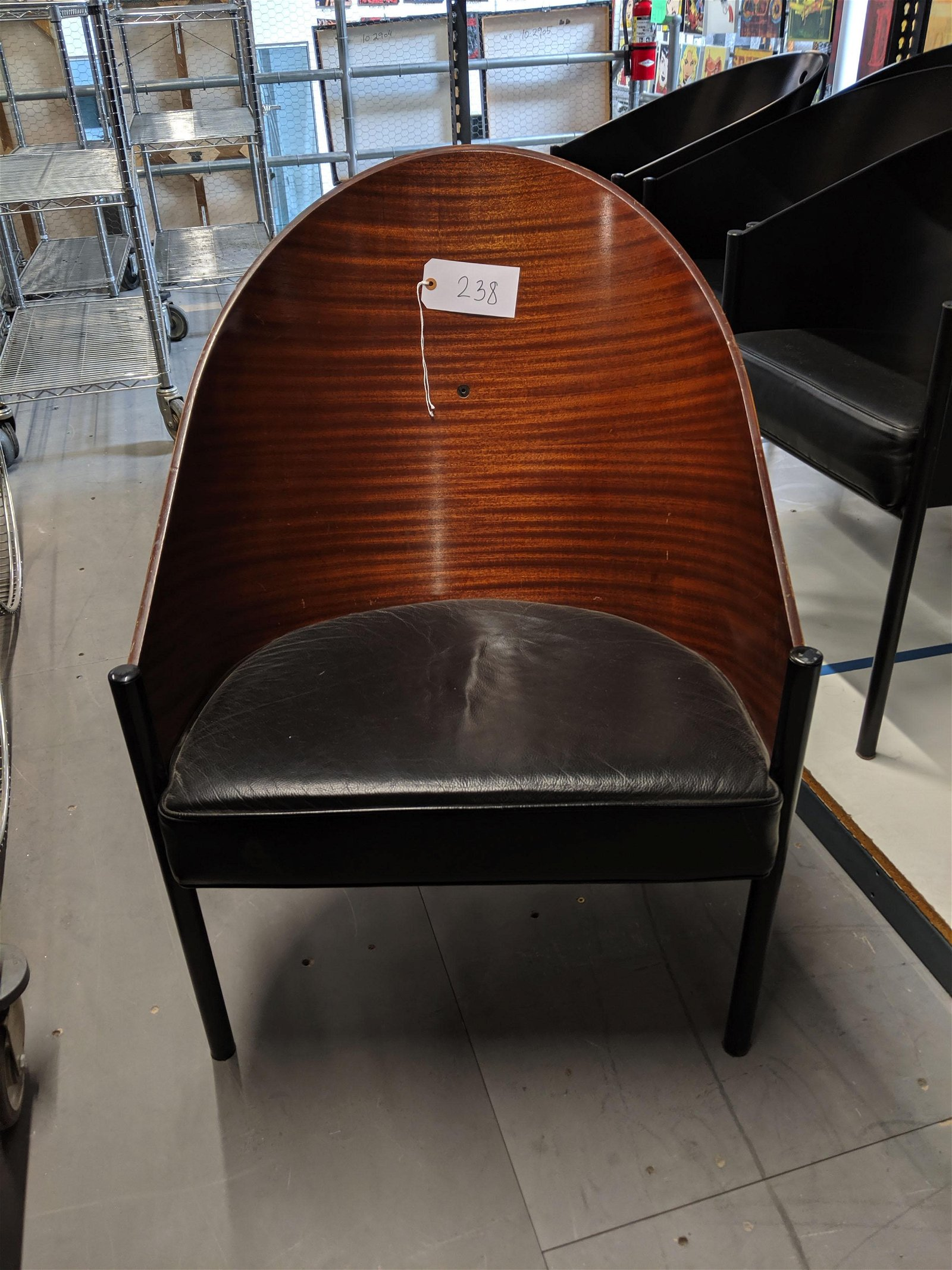 Pratfall Lounge Chairs (2)