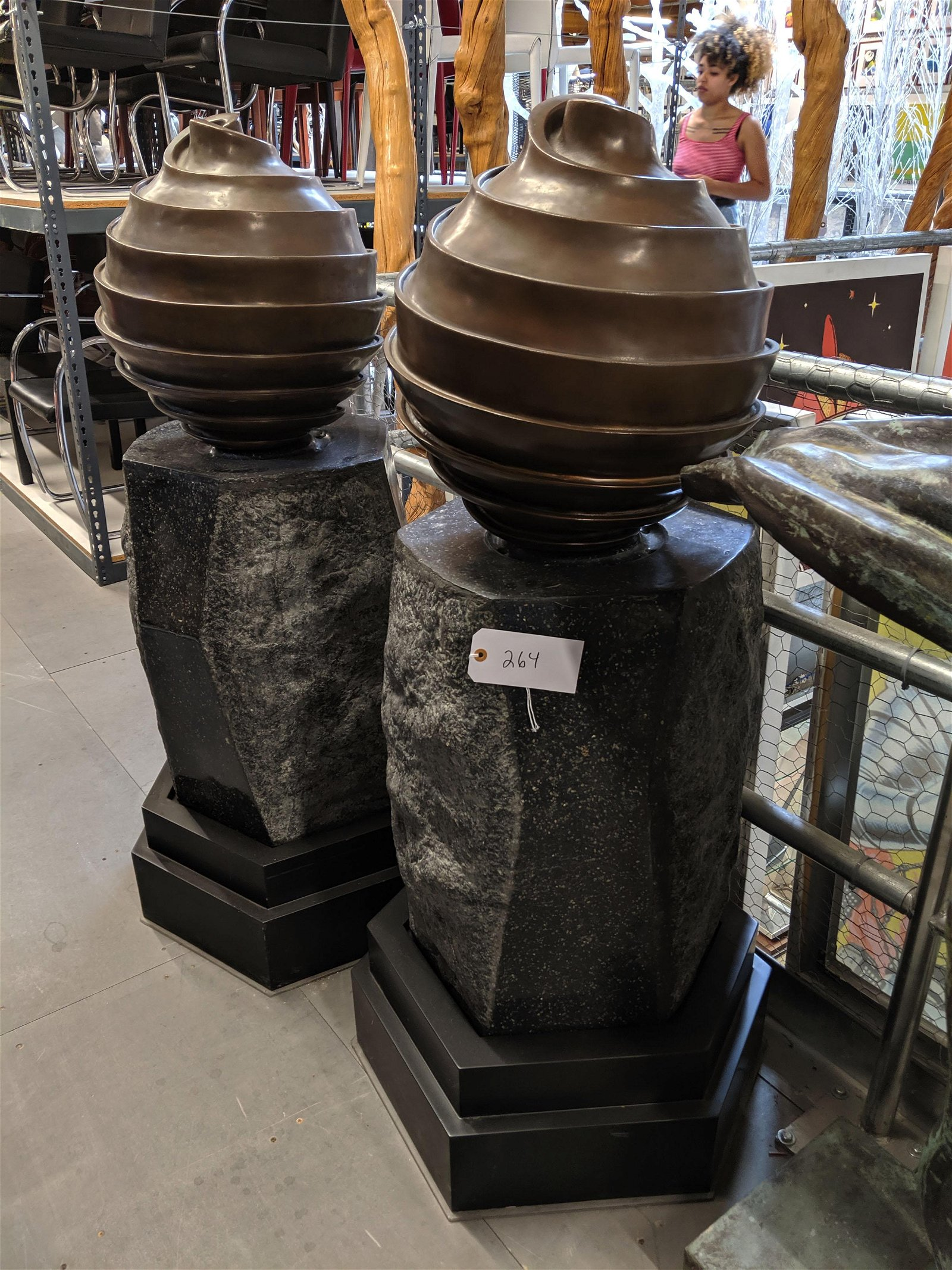 Free Standing Water Features (2)