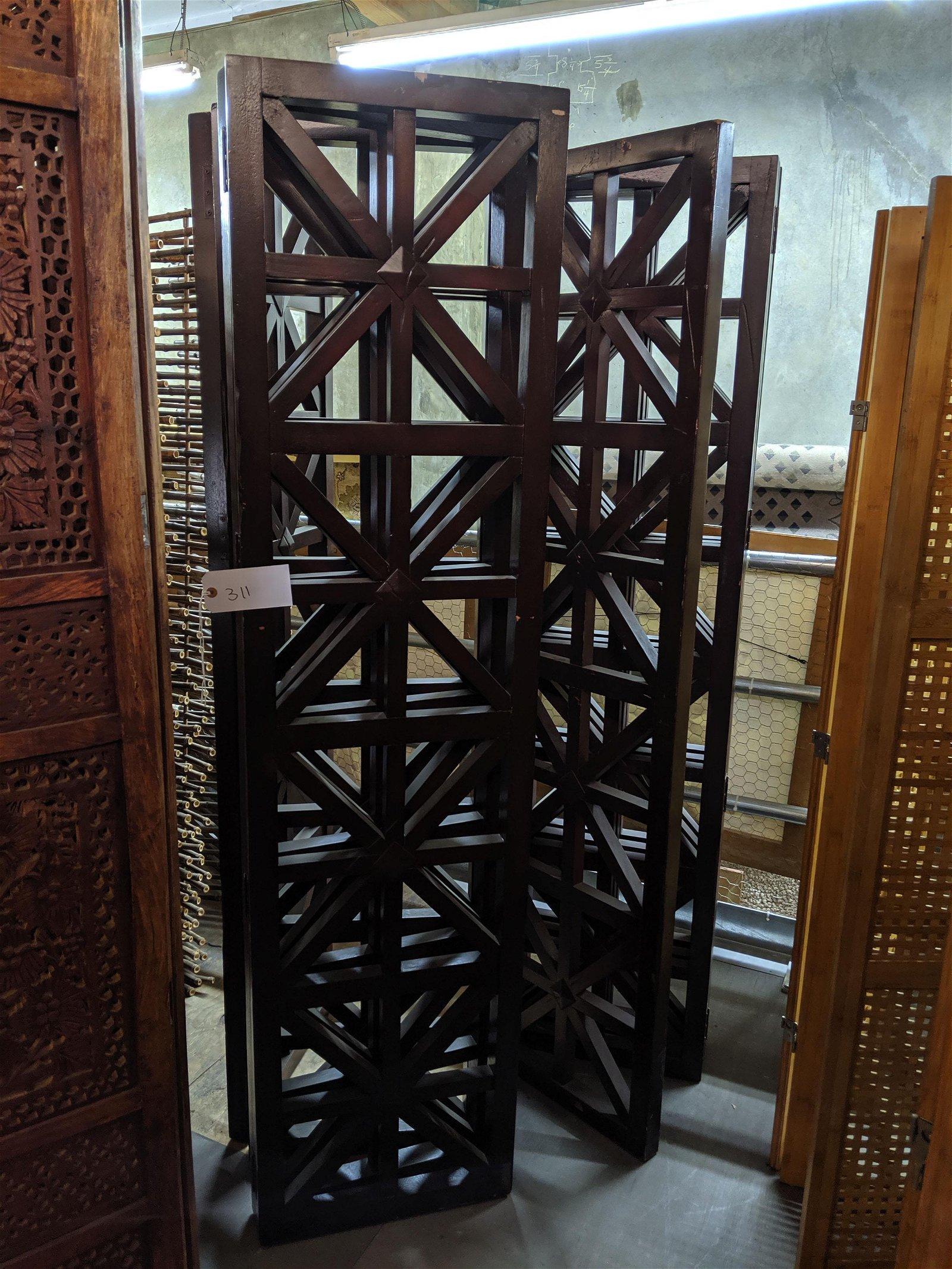 Wooden Screens (2)