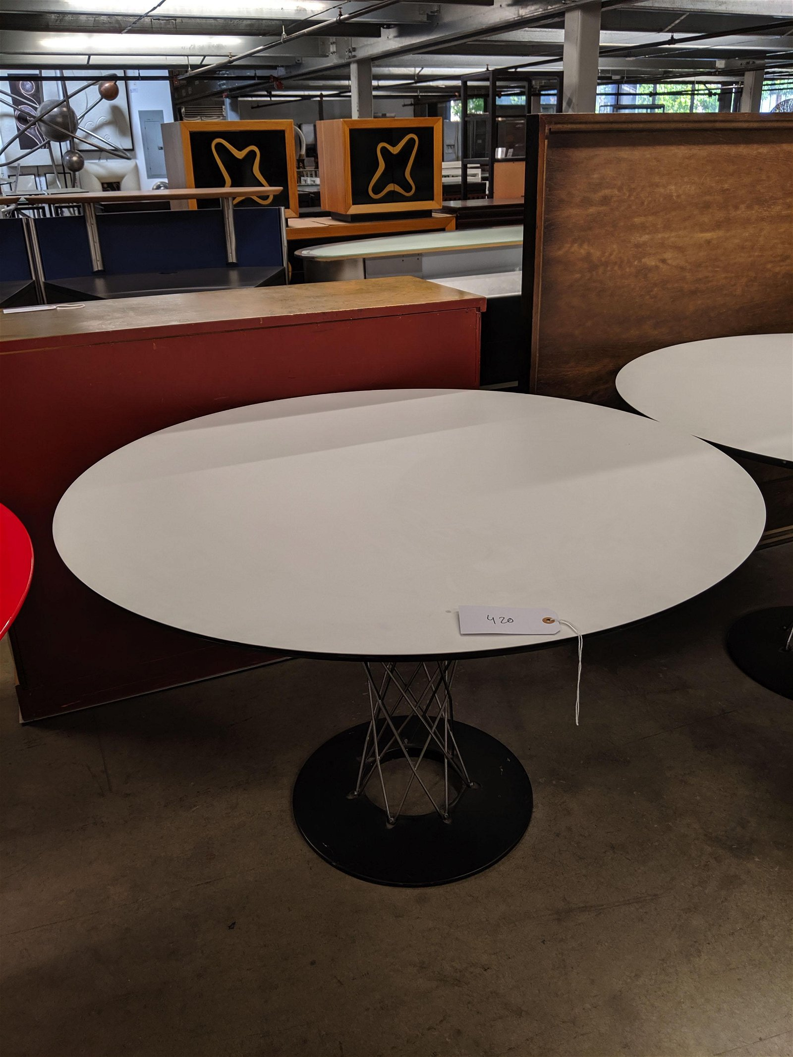 Noguchi-Style Dining Table