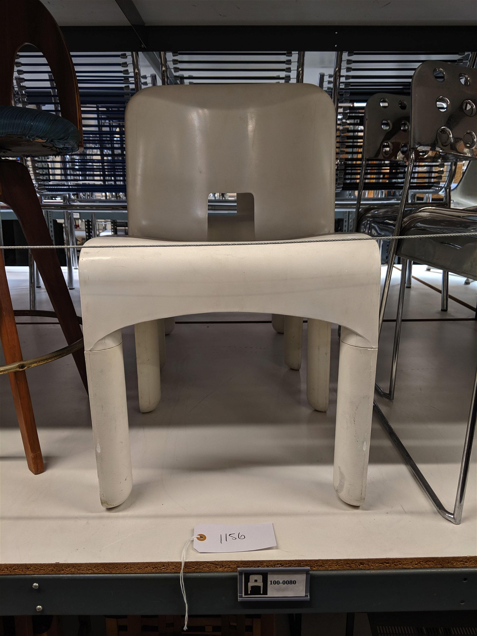 Sedia Universale 4867 Side Chairs