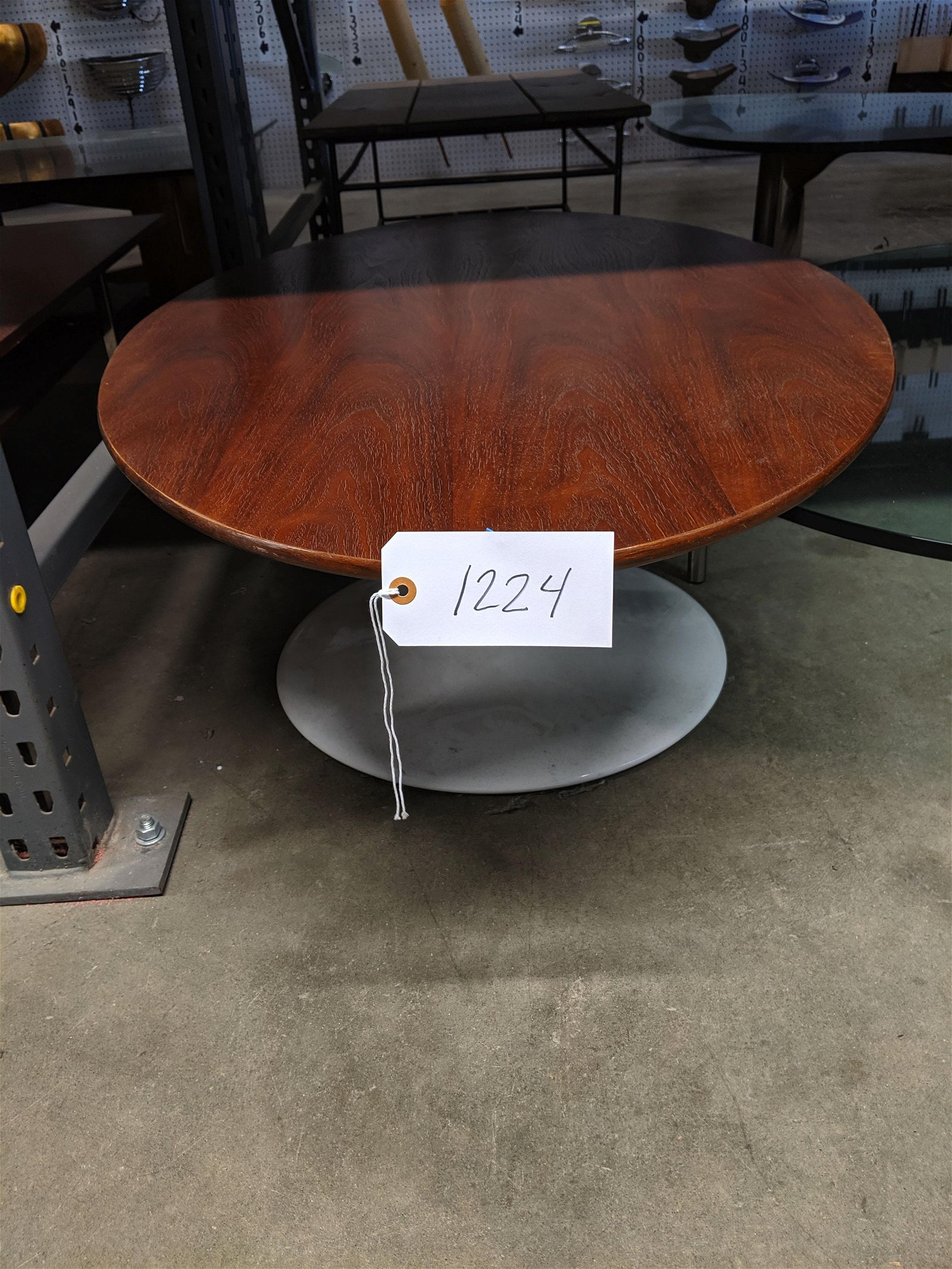 Tulip Style Coffee Table