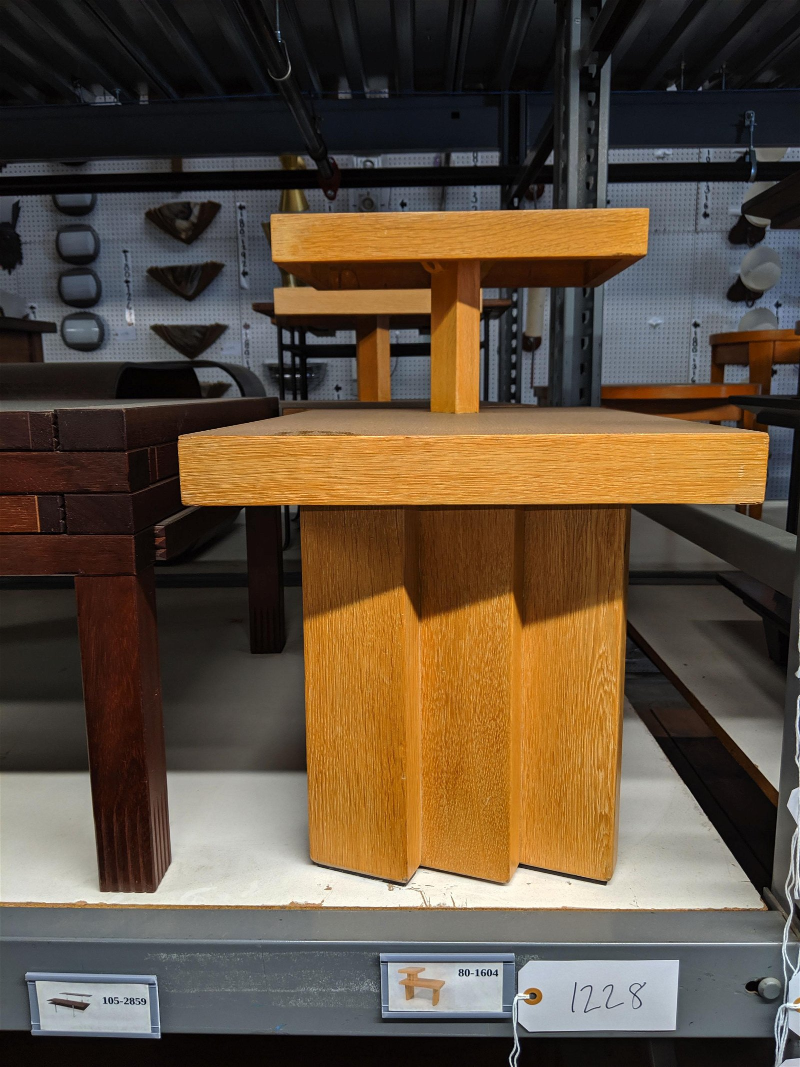 Two Tier End Tables