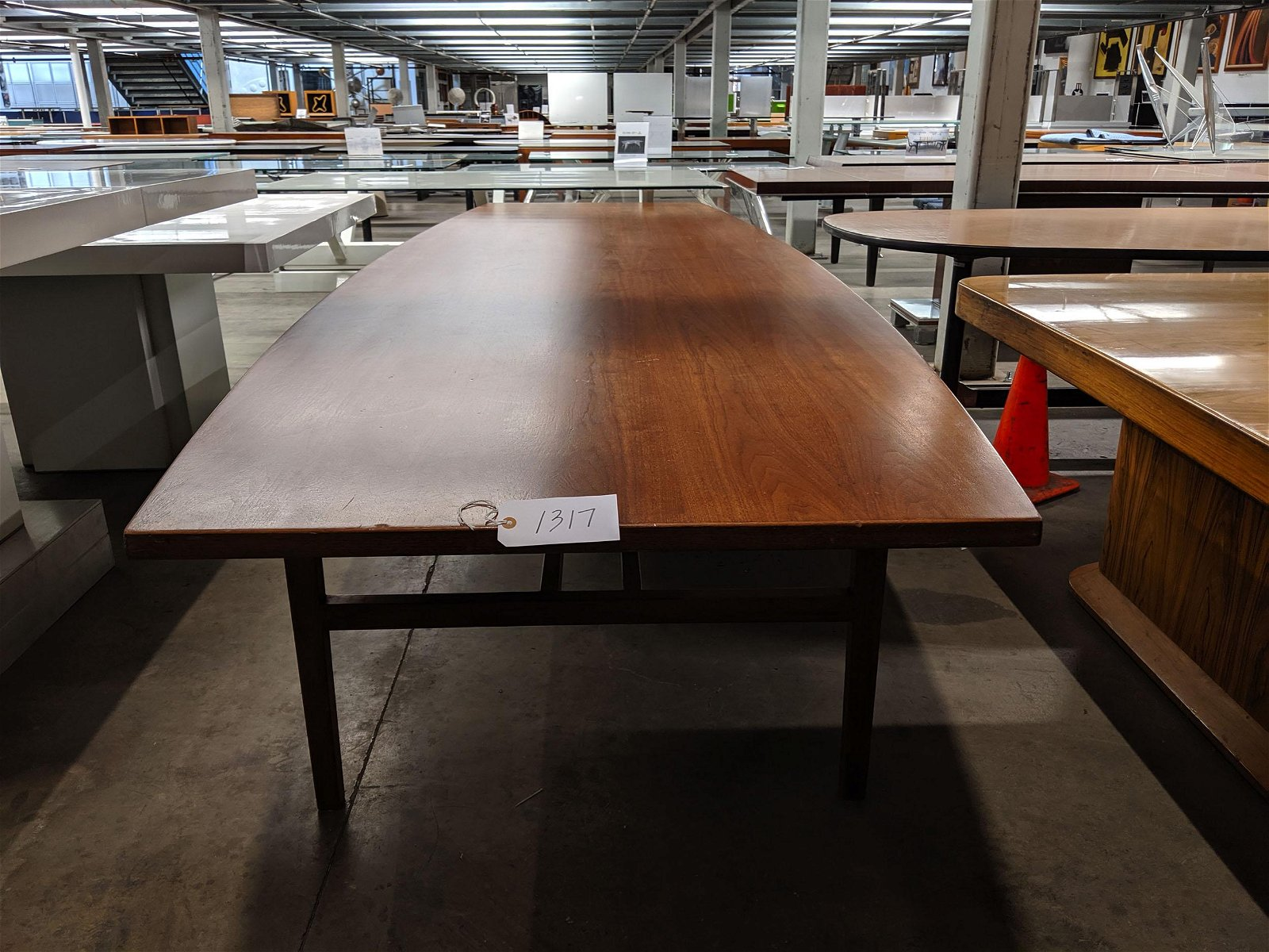 Danish Modern Conference Table