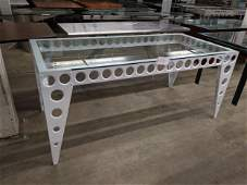 Jean Prouve Style Dining Table