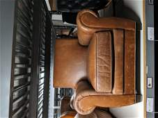 Leather Armchairs 2