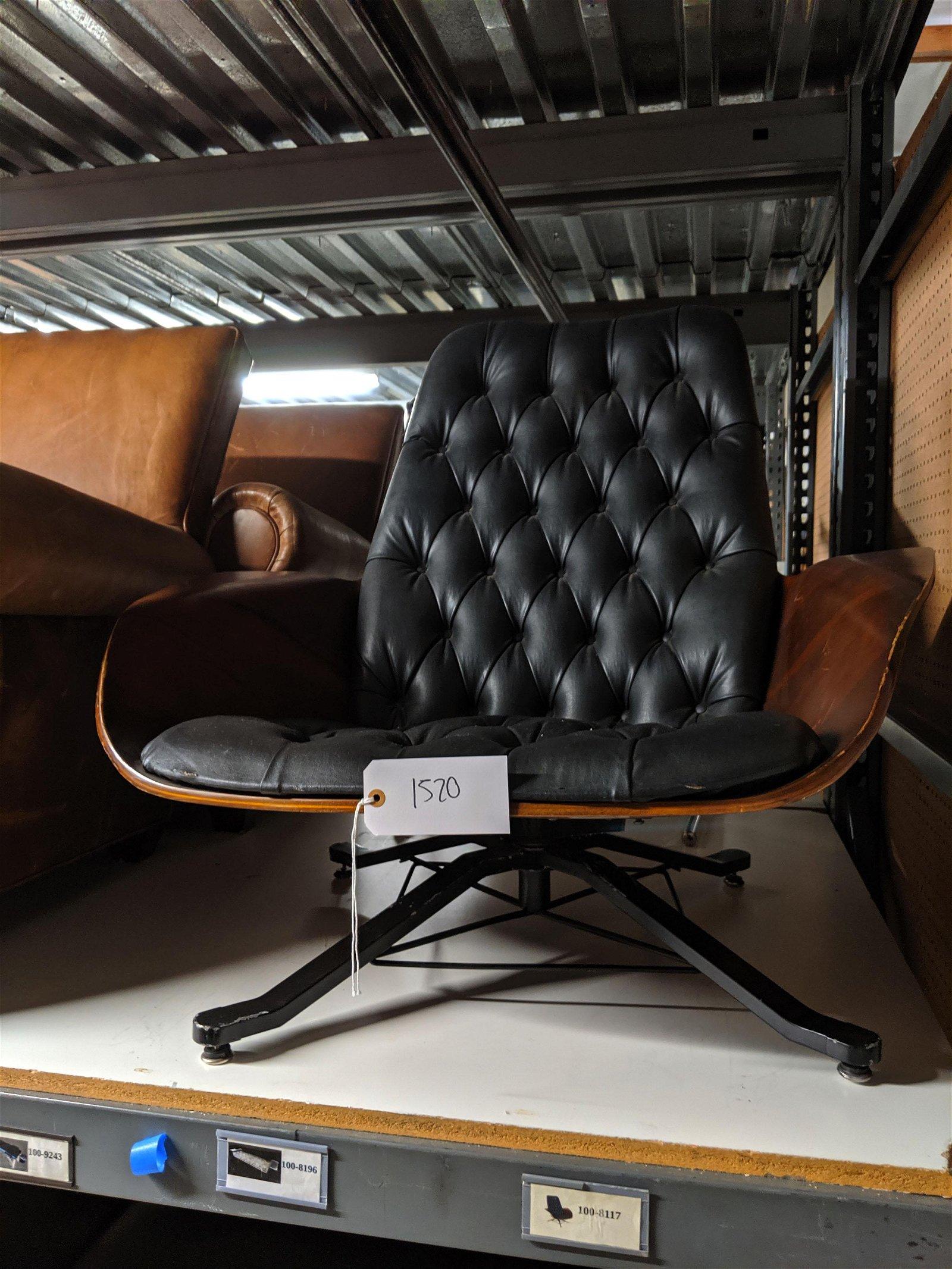 Mr. Chair Swiveling Lounge Chair