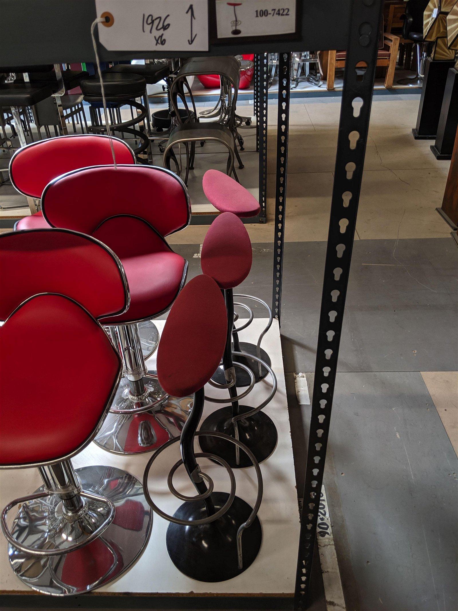 Post Modern bar stools