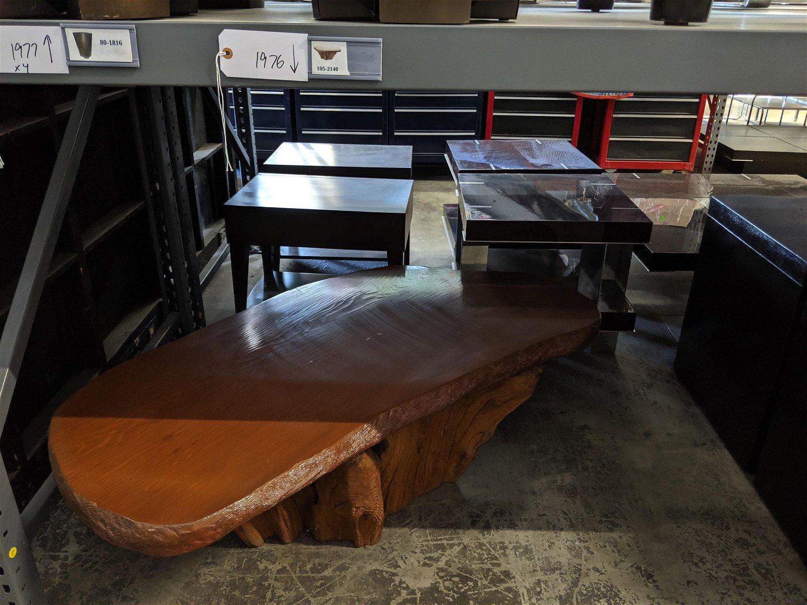 Root Wood Coffee Table
