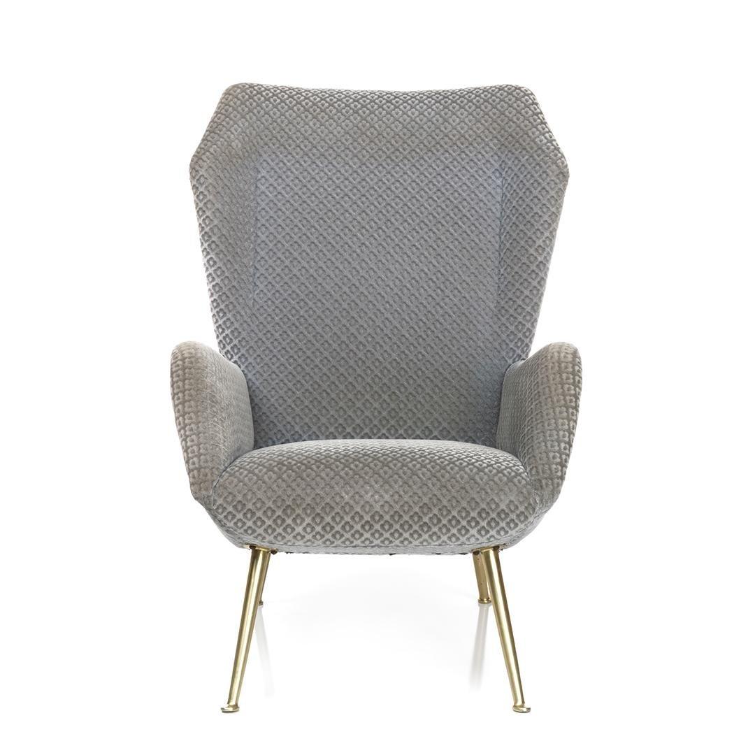 Carlo Di Carli Style Lounge Chair
